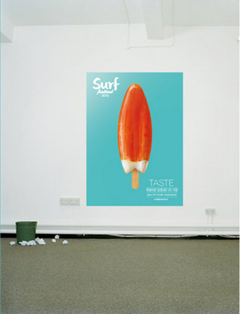 Surf festival Montage